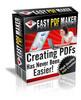 Thumbnail Easy PDF Maker - Create PDF on the Fly